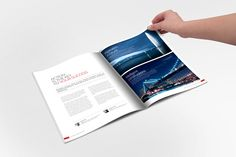New Hot Business Solution Template Brochure on Behance