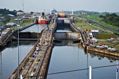 Zuiderdam Postcards from the Panama Canal | Holland America Blog