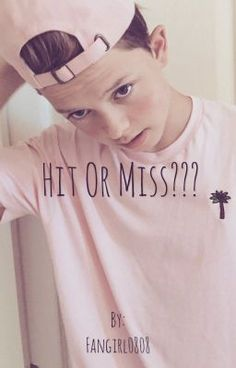 Hit or Miss?~A Jacob Sartorius Fanfiction - Chapter One~ The New Guy In Town