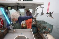"""Atlantic Canada Seafood on Instagram: """"At 101 years of age Virginia Oliver still has the force within her. We are extremely proud of Virginia who is simply one of a kind. We…"""" Lobster Shack, Lobster Boat, Live Lobster, 50 Years Old, Year Old, Zack Morris, See You Around, Atlantic Canada, Mark Hamill"""