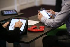 Experience top quality learning and learn with iPads in our Next Generation Classroom