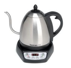 To celebrate their arrival, we're giving away a variable temp kettle from Bonavita! How to win at http://prima-coffee.com/bonavita/bv3825v