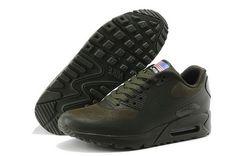 1e3009bb865bf Nike Air Max 90 Hyp Qs Unisex All Brown Sneakers Wholesale Air Max Para  Mujeres
