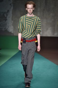 Marni Fall 2017 Menswear Collection - Fashion Unfiltered