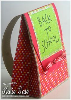 Back to School Tutorials with Scor-Pal with Katie Tate -Project ideas using your…
