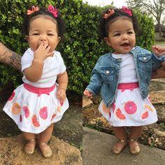 Koi Joy - 7 months ❤ Gorgeous baby girl