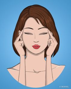 * 10 Ejercicios para un rostro firme y saludable Super Great 10 мифов о зд. Beauty Care, Beauty Hacks, Facial Yoga, Face Exercises, Hacks Every Girl Should Know, Home Remedies For Acne, Face Massage, Yoga Routine, Facial Care