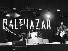 Balthazar - Cactusfestival '15, Brugge (11/7/2015) - Lotto Arena (S/ Editors), A'pen (2/11/2013) - Lokerse Feesten, Lokeren (10/8/2013)