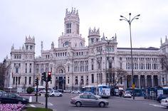 Madridansicht