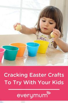 Cracking Easter Crafts To Try With Your Kids Easter Lamb, Easter Egg Dye, Easter Bunny, Orange Craft, Yellow Crafts, Easter Activities For Kids, Craft Activities, Chocolate Nests, Felt Glue