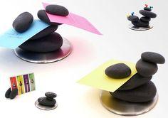 Magnetic Stones.