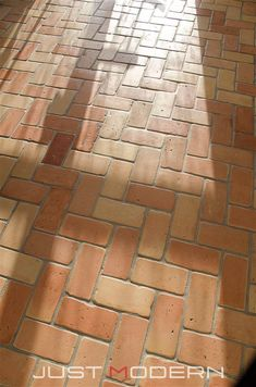 Floor tiles-Gulvfliser Brick Floor tiles have higher hardness than brick. A raw natural tile floor in a natural color will give your room a very distinctive rustic accent. Our brick tiles are made of more than 100 year old bricks from pre-war buildings. Natural Hair Ponytail, Natural Hair Regimen, Natural Hair Styles, Brick Tiles, Brick Flooring, French Twist Hair, Old Bricks, Tile Floor, Innovation