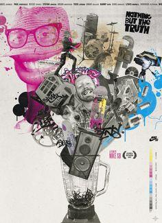 Nike SB // Movie Posters - Rodrigo Castellari