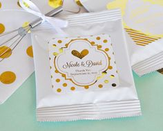 Personalized Metallic Foil Lemonade  Optional by NspireDesign