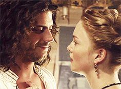 Cesare and Lucrezia Borgia. Nose bumps!!!!!! tumblr_mlm2bsMUh91qln2ixo2_250.gif (245×180)