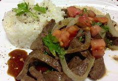 Supreme Gourmet Cuisine: Receita de Fígado acebolado de boi e seus segredos...