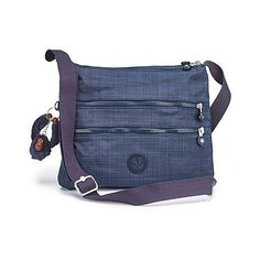 Kipling Alvar Medium Across Body Bag (1,680 MXN) ❤ liked on Polyvore featuring bags, handbags, shoulder bags, kipling crossbody, crossbody purses, kipling shoulder bag, cross body and kipling