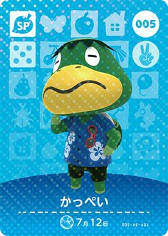Animal Crossing amiibo cards and amiibo figures - Official Site- Animal Crossing amiibo cards Animal Crossing Plush, Animal Crossing Amiibo Cards, Animal Crossing Characters, Animal Crossing Villagers, Animal Crossing Qr Codes Clothes, Nintendo 3ds, Small Figurines, Japanese Folklore, Happy Home Designer