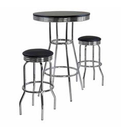 Diner Table and Stools - $298.99