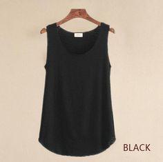 31552331abb1427 HOT summer Fitness Tank Top New T Shirt Plus Size Loose Model Women