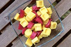 Nicht nur bei Kindern kommen Gummibärchen gut an! Dieses Rezept für Lowcarb Gummibärchen ist sehr lecker und einfach nachzumachen! Meine Kinder lieben es!