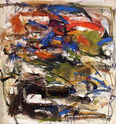 Untitled  Joan Mitchell