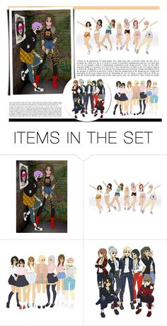 """.Angel // Scrapbook"" by official-angel ❤ liked on Polyvore featuring art"