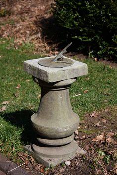stone sundial