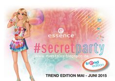 .Russkajas Beauty.: Preview - Essence # Secret Party
