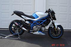Gladius Pix only - Suzuki SV650 Forum: SV650, SV1000, Gladius Forums