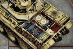 Model Tanks, Panzer, World War Ii, Sd, Modeling, It Works, Interior, Tanks, Parts Of The Mass