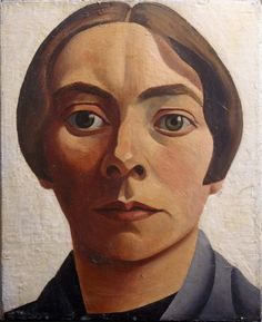 Charley Toorop Self-portrait
