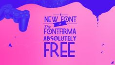 30 New Free Fonts For Designers | You The Designer