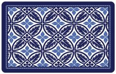Bungalow Flooring 2 by 3-Feet Surfaces Floor Mat, Dark Blue Radial Bungalow,http://www.amazon.com/dp/B003QMMMA0/ref=cm_sw_r_pi_dp_4v9vtb0K5M4T44RB