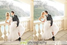 Lake Louise Wedding Photographer | Nyla & Channce | Fairmont Chateau Lake Louise Wedding