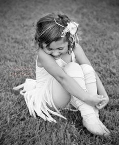 ballerina, child photography