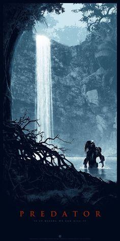Predator (1987)  by Matt Ferguson HD Wallpaper From Gallsource.com