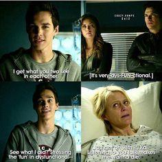 #TVD The Vampire Diaries Kai,Elena,Damon & Shrieff Forbes lol