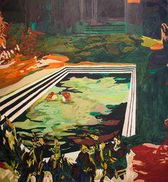 South African artist Jeanne Gaigher