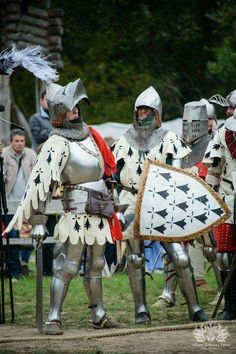 Early 15th century armour