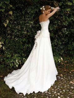 Abiti Da Sposa Elvira Gramano.9 Best Elvira Gramano Images Wedding Dresses Dresses Wedding