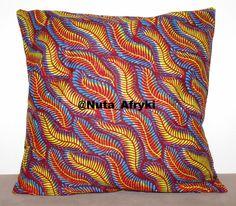 Nuta Afryki poduszka Czerwona Pióra   Cena: 99.99 pln