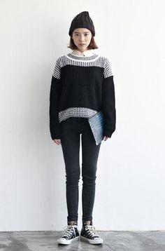 beautiful korean style.