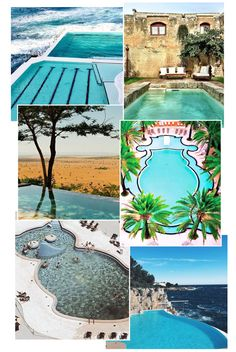 The most beautiful pools in the world on Instagram | Vogue Paris
