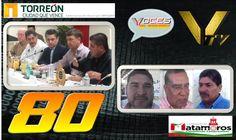 #VOCESOPINIÓN 80 (GOBIERNO #LALAGUNA #COAHUILA) @VOCES_SEMANARIO