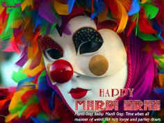Carnival Mardi Gras Festival Wishes and Greetings eCard Image Carnival Picture