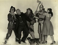 Jack Haley In The Wizard Of Oz 1939 By Album Classic