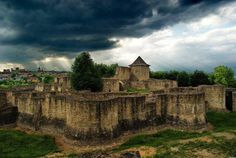 Beautiful Romania : SuceavaFortress. Places Around The World, Around The Worlds, Visit Romania, Central Europe, Ancient Architecture, Capital City, Places To See, Monument Valley, The Good Place