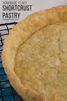 30 minutes · Vegetarian · Makes to make shortcrust pastry with egg. This easy shortcrust pastry can be made sweet or savoury. An easy recipe that can be used to make quiche, sausage rolls, tarts, and snacks. Also, learn how to… Pie Dough Recipe, Pie Crust Recipes, Quiche Crust Recipe, Pie Crust Recipe With Egg, Pie Crust For Quiche, Meat Pie Pastry Recipe, Easy Shortcrust Pastry Recipes, Easy Pie Crust, Homemade Pie Crusts