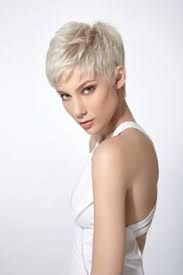 Image result for very short haircuts for very fine thin hair